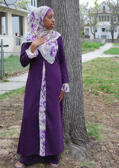 Qamaroa A,ati; Wadud in Islamic hijab and abaya