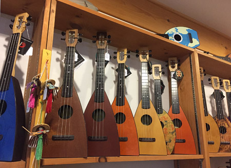 magicfluke_ukes_in_showroom