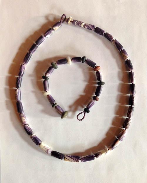 Hazard_wampum necklaces_web